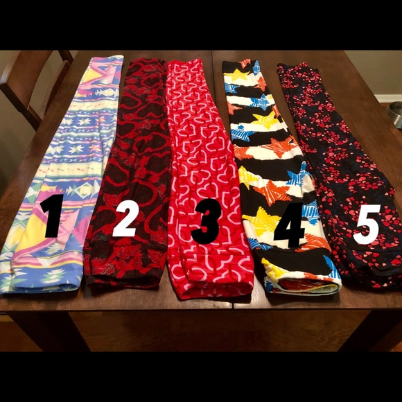 YOU PICK the PRINT! NWT LuLaRoe TWEEN Leggings